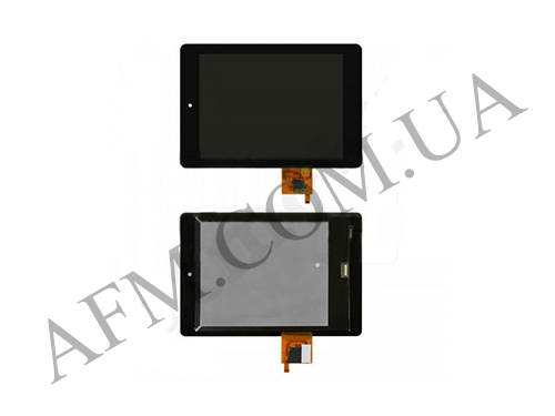 "Дисплей (LCD) Acer A1-810 Iconia TAB 8""/ A1-811 with touch screen"