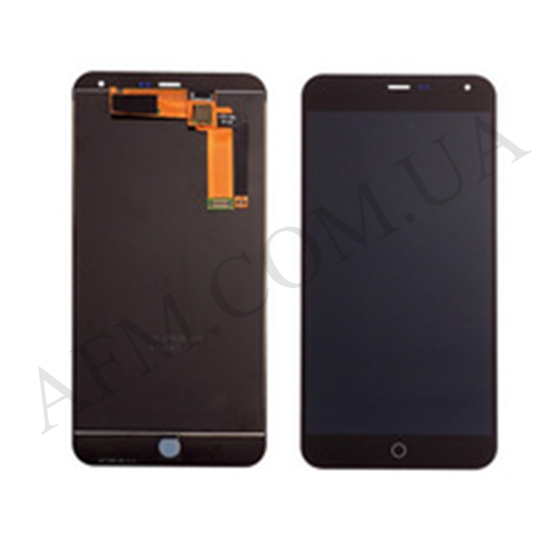 Дисплей (LCD) Meizu M1 Note with touch screen black