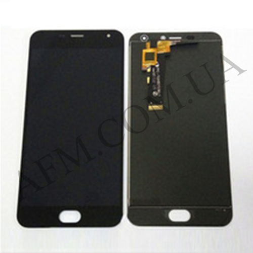 Дисплей (LCD) Meizu M2/ M2 mini with touch screen black