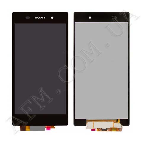 Дисплей (LCD) Sony C6902 L39h Xperia Z1 (6903/ 6906/ 6943) with touch screen black