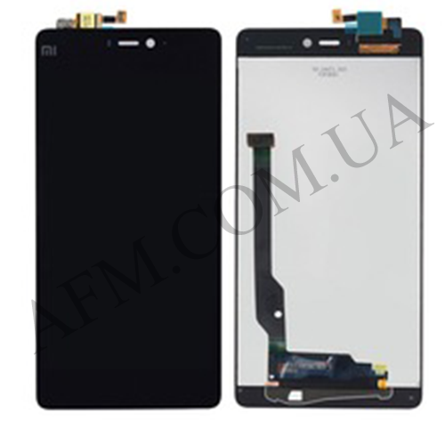 Дисплей (LCD) Xiaomi Mi4c with touch screen black