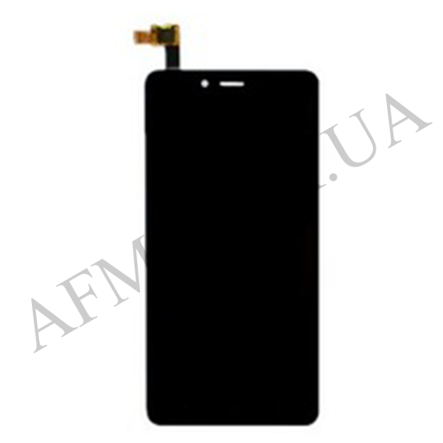 Дисплей (LCD) Xiaomi Redmi Note 2 Hongmi with touch screen black