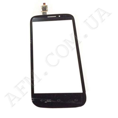 Сенсор (Touch screen) Fly IQ4404 Spark black