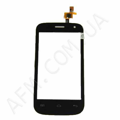 Touch screen (Sensor) Fly IQ445 Black