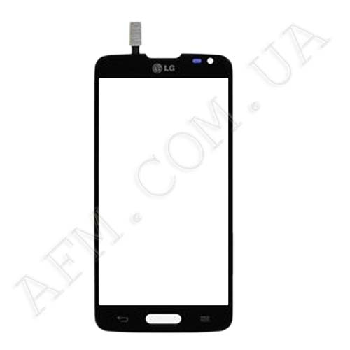 Сенсор (Touch screen) LG D405/ D415 Optimus L90 чёрный