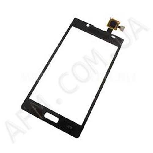 Сенсор (Touch screen) LG P700/ P705 Optimus l7 black copy