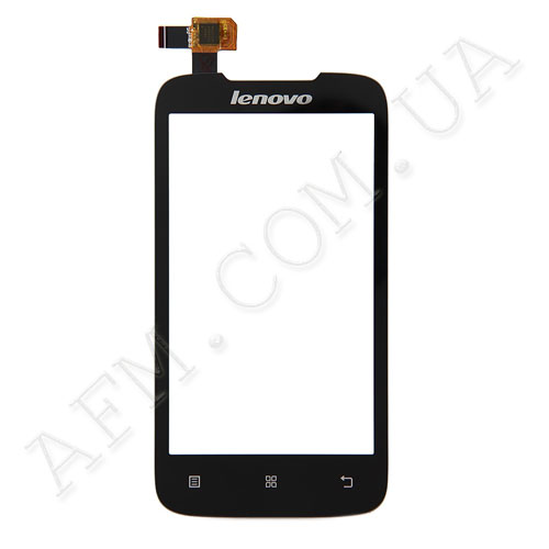Сенсор (Touch screen) Lenovo A369i чёрный