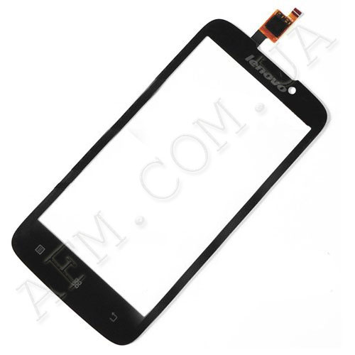 Сенсор (Touch screen) Lenovo A516 black