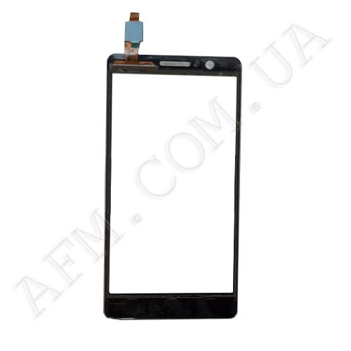 Сенсор (Touch screen) Lenovo A536/ A358T/ A368 чёрный