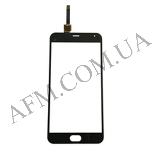Сенсор (Touch screen) Meizu M2 Note black
