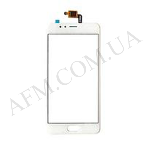 Сенсор (Touch screen) Meizu M5s/ M5s mini белый