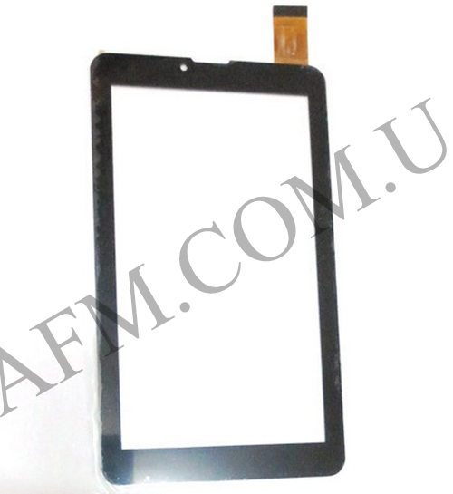 Сенсор (Touch screen) Bravis (185*104) NB74/ NB75/ NP725/ NP751 3G IPS чёрный
