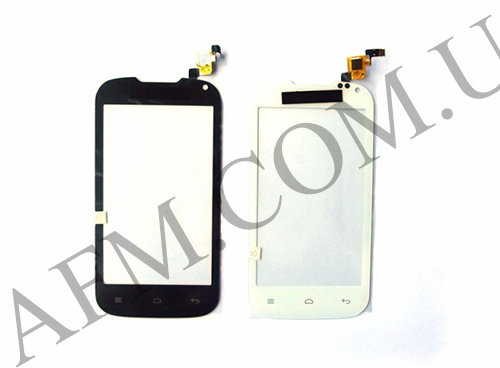 Сенсор (Touch screen) Nomi i401 white