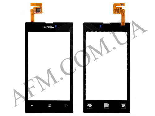 Сенсор (Touch screen) Nokia 520/ 525 Lumia чёрный копия