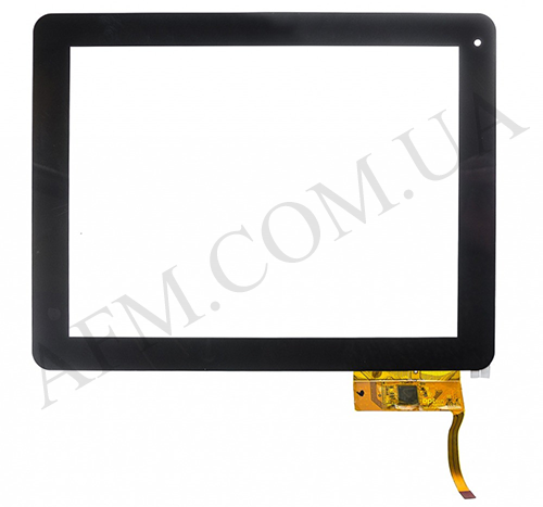 Сенсор (Touch screen) (236*183) 12 pin (300-L4567K-B00, YTG-P97002-F1/ F6, WJ-DR97010, AD-C-97162