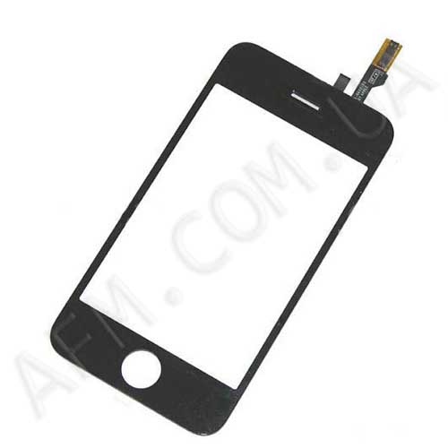 Touch screen Apple iPhone 3G + lens black high copy
